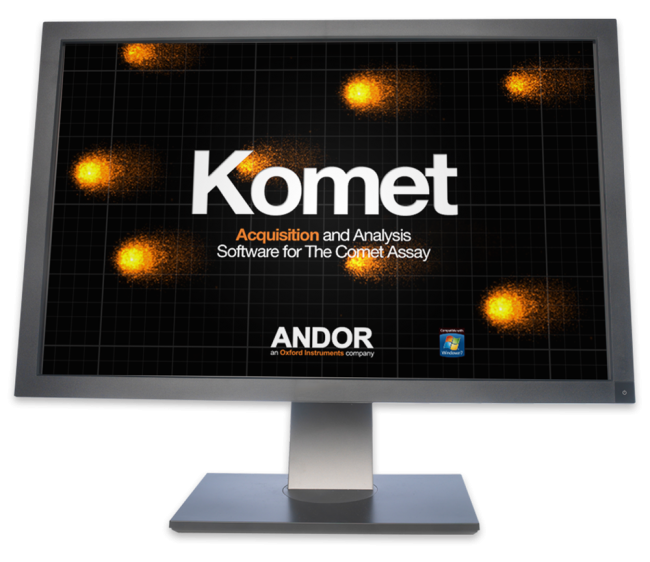 Komet 7 for The Comet Assay